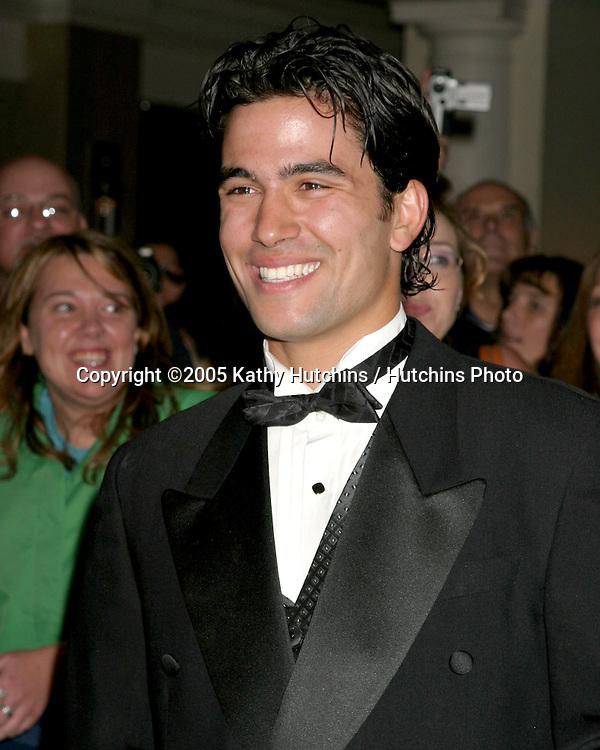 Ignacio Serricchio.32nd Annual Daytime Emmys.Radio City Music Hall.New York City, NY.May 20, 2005.©2005 Kathy Hutchins / Hutchins Photo...