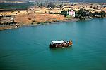 Israel, Sea of Galilee, the Greek Orthodox Church of the Twelve Apostles