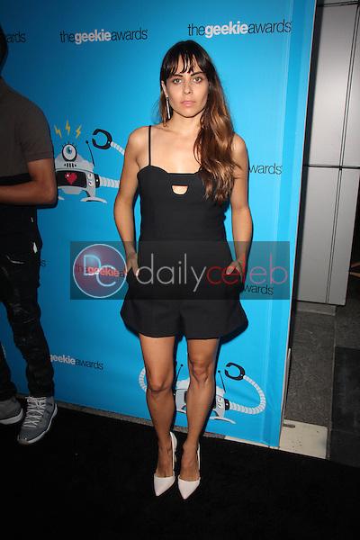 Ashley C. Williams<br /> at the 2015 Geekie Awards, Club Nokia, Los Angeles, CA 10-15-15<br /> David Edwards/Dailyceleb.com 818-249-4998