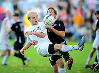 Wesleyan MSoccer vs. Amherst 10/20/2012