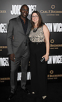www.acepixs.com<br /> <br /> January 30 2017, LA<br /> <br /> Lance Reddick arriving at the premiere of 'John Wick: Chapter Two' on January 30, 2017 in Hollywood, California.<br /> <br /> By Line: Peter West/ACE Pictures<br /> <br /> <br /> ACE Pictures Inc<br /> Tel: 6467670430<br /> Email: info@acepixs.com<br /> www.acepixs.com