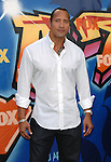 Dwayne Johnson aka The Rock at the Teen Choice Awards 07 arrivals held at the Gibson Amphitheatre Universal City, Ca. August 26, 2007. Fitzroy Barrett