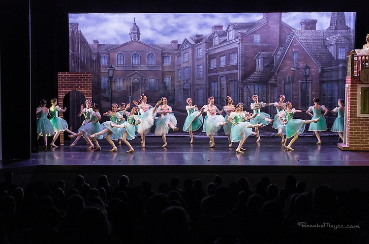 "Evening Performance of ""Coppelia"", the Spring Gala production of Cary Ballet Company. Cary Arts Center, Friday, 13 March 2015"