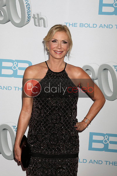 "Katherine Kelly Lang<br /> at the ""The Bold and The Beautiful"" 30th Anniversary Party, Clifton's Downtown, Los Angeles, CA 03-18-17<br /> David Edwards/DailyCeleb.com 818-249-4998"