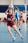 Junior Netball Tournament<br /> House of Sport Cardiff<br /> 01.02.20<br /> ©Steve Pope<br /> Sportingwales