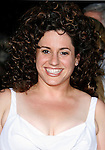 Actress Marissa Jaret Winokur arrives at the Disney-Pixar's WALL-E Premiere on June 21, 2008 at Greek Theatre in Los Angeles, California.