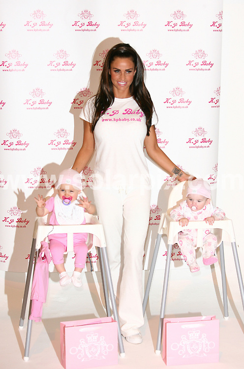 **ALL ROUND PICTURES FROM SOLARPIX.COM**.**WORLDWIDE SYNDICATION RIGHTS**.Katie Price aka Jordan arrives at the launch of her new babywear range, KP BABY in Parsons Green, London, UK. 20 May 2010..This pic: Katie Price..JOB REF: 11287 LNJ     DATE: 20_05_2010.**MUST CREDIT SOLARPIX.COM OR DOUBLE FEE WILL BE CHARGED**.**MUST NOTIFY SOLARPIX OF ONLINE USAGE**.**CALL US ON: +34 952 811 768 or LOW RATE FROM UK 0844 617 7637**
