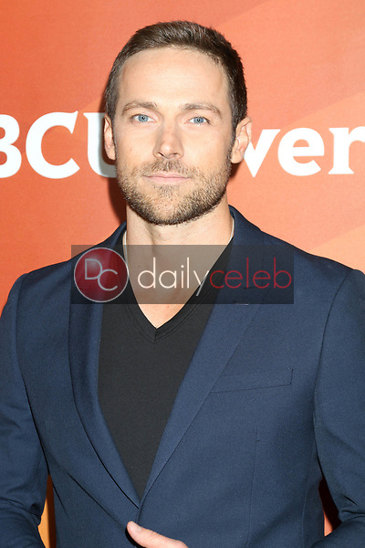 Dylan Bruce<br /> at the NBCUniversal Summer Press Day, Beverly Hilton, Beverly Hills, CA 03-20-17<br /> David Edwards/DailyCeleb.com 818-249-4998