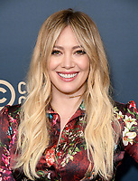 30 May 2019 - West Hollywood, California - Hilary Duff. Paramount Network, Comedy Central, TV Land Press Day 2019 held at The London West Hollywood  . Photo Credit: Birdie Thompson/AdMedia<br /> CAP/ADM/BT<br /> ©BT/ADM/Capital Pictures