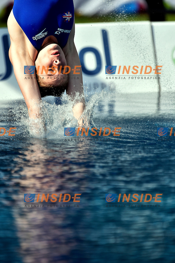 TORRANCE Katherine GBR <br /> 3m Springboard Women Preliminary - Trampolino 3m Donne <br /> Bolzano 02-08-2014 <br /> 20 Fina Diving Grand Prix <br /> Photo Andrea Staccioli/Insidefoto