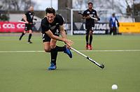 Simon Child. International Hockey, Blacksticks Men v Japan, TET Multisport Centre, Stratford, New Zealand. Saturday 12 October 2019. Photo: Simon Watts/www.bwmedia.co.nz/HockeyNZ