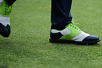 Andy Sullivan's (ENG) shoes as he departs 11 during round 3 of the Shell Houston Open, Golf Club of Houston, Houston, Texas, USA. 4/1/2017.<br /> Picture: Golffile | Ken Murray<br /> <br /> <br /> All photo usage must carry mandatory copyright credit (&copy; Golffile | Ken Murray)