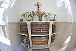 Coffins Inside Family Tombs, La Recoleta Cemetery