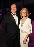 Kim and Dan Tutcher at the Big Bang Ball at the Houston Museum of Natural Science Saturday March  04,2017. (Dave Rossman Photo)