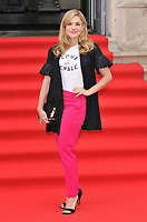 Alix Wilton Regan at the &quot;The Wife&quot; Film4 Summer Screen opening gala &amp; launch party, Somerset House, The Strand, London, England, UK, on Thursday 09 August 2018.<br /> CAP/CAN<br /> &copy;CAN/Capital Pictures /MediaPunch ***NORTH AND SOUTH AMERICAS ONLY***