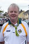 2-7-2017: Publican Ger Counihan at the Kerry V Cork Munster Football final in Killarney on Sunday.<br /> Photo: Don MacMonagle<br /> <br /> Vox pop Majella O&quot;Sullivan