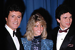 Heather Locklear, Bobby Darin and Adrian Zmed<br />