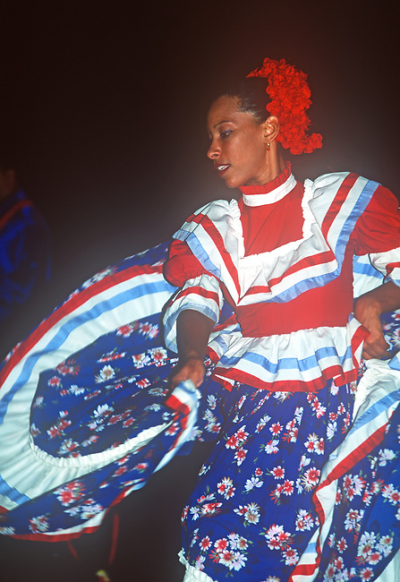 Merengue Festival, Santo Domingo, Dominican Republic, Caribbean..