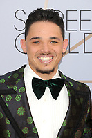 LOS ANGELES - JAN 27:  Anthony Ramos at the 25th Annual Screen Actors Guild Awards at the Shrine Auditorium on January 27, 2019 in Los Angeles, CA