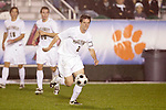 14 November 2008: Wake Forest's Sam Cronin (2). The University of Virginia defeated Wake Forest 3-2 in two overtimes at WakeMed Stadium at WakeMed Soccer Park in Cary, NC in a men's ACC tournament semifinal game.