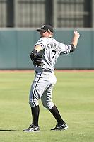 CJ Retherford - Peoria Javelinas, 2009 Arizona Fall League.Photo by:  Bill Mitchell/Four Seam Images..
