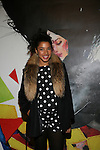 Hannah Bronfman Attends alice+olivia by Stacey Bendet & David Choe Present a Night of Fashion and Art at 450 West 14th Street, NY