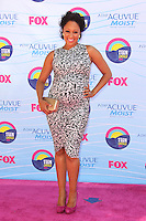 UNIVERSAL CITY, CA - JULY 22: Tamera Mowry at the 2012 Teen Choice Awards at Gibson Amphitheatre on July 22, 2012 in Universal City, California. &copy; mpi28/MediaPunch Inc. /NortePhoto.com*<br />