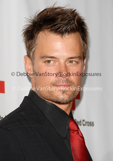 Josh Duhamel at the Annual Red Tie Affair.Honoring Jada Pinkett Smith and the cast of HawthoRNe hosted by The American Red Cross: Santa Monica Chapter held at Fairmont Miramar Hotel in Santa Monica, California on April 17,2010                                                                   Copyright 2010  DVS / RockinExposures