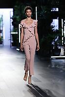Cushnie et Ochs<br /> catwalk fashion show at New York Fashion Week<br /> Spring Summer 2018<br /> in New York, USA September 2017.<br /> CAP/GOL<br /> &copy;GOL/Capital Pictures
