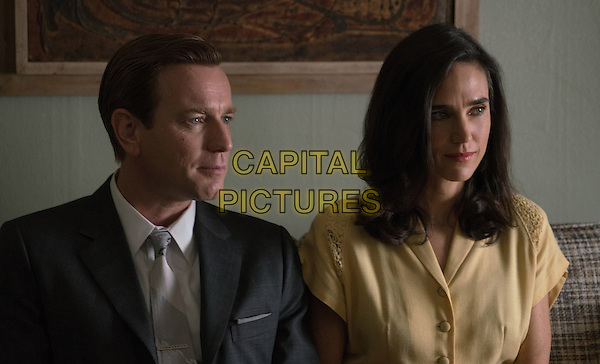 American Pastoral (2016) <br /> Swede Levov (Ewan McGregor) and Dawn Dwyer Levov (Jennifer Connelly) <br /> *Filmstill - Editorial Use Only*<br /> CAP/KFS<br /> Image supplied by Capital Pictures