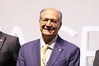 SÃO PAULO, SP, 28.10.2019 - ECONOMIA-SP - Geraldo Alckmin, Ex-Governador de São Paulo, participa da 19a Conferência Internacional Datagro sobre Açúcar e Etanol, no Hotel Grand Hyatt, Zona Sul de São Paulo, nesta segunda-feira, 28. (Foto Charles Sholl/Brazil Photo Press/Folhapress)