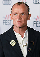 """14 November 2019 - Hollywood, California - Flea (Michael Peter Balzary). AFI FEST 2019 Presented By Audi – """"Queen & Slim"""" Premiere held at TCL Chinese Theatre. Photo Credit: Billy Bennight/AdMedia"""