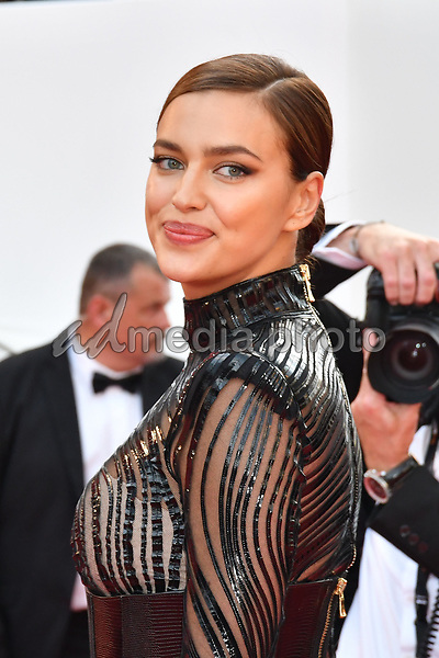 "24 May 2017 - Cannes, France - Irina Shayk. ""The Beguiled"" Premiere during the 70th Cannes Film Festival. Photo Credit: MichaelTimm/face to face/AdMedia"