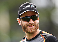 2nd December, Hamilton, New Zealand; Kane Williamson on day 4 of the 2nd test cricket match between New Zealand and England  at Seddon Park, Hamilton, New Zealand.