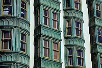 Zoetrope Building The oldest skyscraper in San Francisco, California, USA