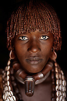 Omo Valley, Ethiopia, 2006.<br />
