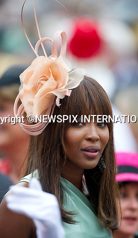 """MONACO ROYAL WEDDING .Naomi Campbell..Guests Arrive at the Religious wedding of H.S.H Prince Albert II and Miss Charlene Wittstock in the Prince's Palace._Prince's Palace Monaco 01/07/2011..Mandatory Photo Credit: ©Dias/Newspix International..**ALL FEES PAYABLE TO: """"NEWSPIX INTERNATIONAL""""**..PHOTO CREDIT MANDATORY!!: NEWSPIX INTERNATIONAL(Failure to credit will incur a surcharge of 100% of reproduction fees)..IMMEDIATE CONFIRMATION OF USAGE REQUIRED:.Newspix International, 31 Chinnery Hill, Bishop's Stortford, ENGLAND CM23 3PS.Tel:+441279 324672  ; Fax: +441279656877.Mobile:  0777568 1153.e-mail: info@newspixinternational.co.uk"""