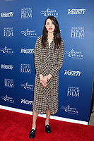 LOS ANGELES - NOV 3:  Margaret Qualley at the Newport Beach Film Festival Honors Featuring Variety 10 Actors To Watch at The Resort at Pelican Hil on November 3, 2019 in Newport Beach, CA