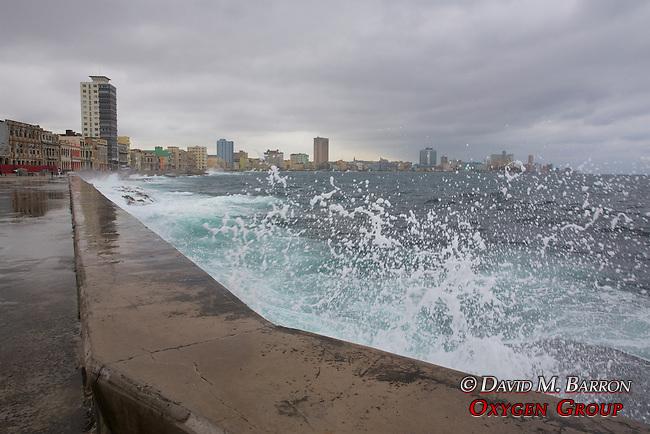 View Of Havana From Castillo de San Salvador de la Punta