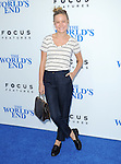 Brie Larson  at The Focus Features L.A. Premiere of The World's End held at The Cinerama Dome in Hollywood, California on August 21,2013                                                                   Copyright 2013 Hollywood Press Agency