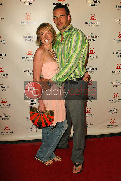 Anna Bocci and Joel West<br /> at the 2005 Annual Lint Roller Party by Best Friends Animal Society, Hollywood Roosevelt Hotel, Hollywood, CA 05-06-05<br /> David Edwards/DailyCeleb.Com 818-249-4998