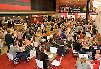 22-2-08, Netherlands, Rotterdam ,  ABNAMROWTT 2008, Entrance hall