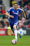 Nemanja Matic of Chelsea during the Barclays Premier League match at the Stadium of Light, Sunderland. Photo credit should read: Simon Bellis/Sportimage