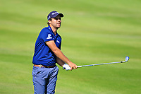 Roman Langasque (FRA) during the final round of the Afrasia Bank Mauritius Open played at Heritage Golf Club, Domaine Bel Ombre, Mauritius. 03/12/2017.<br /> Picture: Golffile   Phil Inglis<br /> <br /> <br /> All photo usage must carry mandatory copyright credit (&copy; Golffile   Phil Inglis)