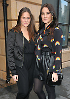 Kat Shoob and her sister at the &quot;Daddy's Home 2&quot; VIP film screening, Vue West End cinema , Leicester Square, London, England, UK, on Sunday 12 November 2017.<br /> CAP/CAN<br /> &copy;CAN/Capital Pictures