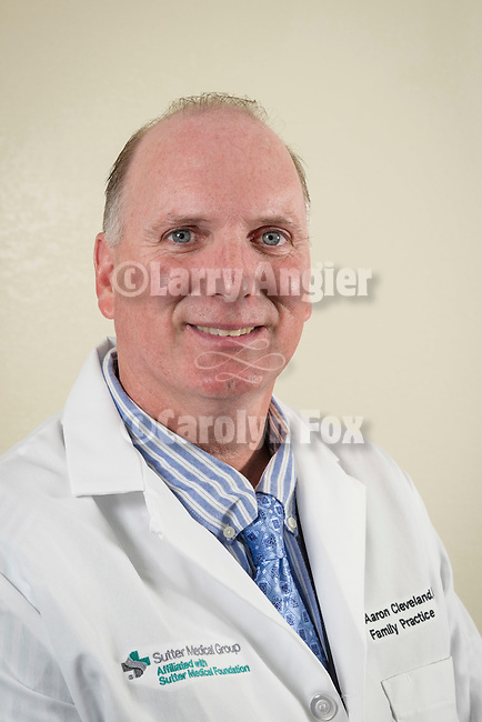Sutter Amador Hospital Caregivers, Plymouth, Calif.<br /> <br /> Dr. Aaron Cleveland, MD