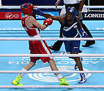 02/08/2014 - Boxing - Commonwealth Games Glasgow 2014 - SECC - Glasgow - UK