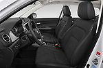 Front seat view of a 2019 Suzuki Vitara Grand Luxe Xtra 5 Door SUV front seat car photos