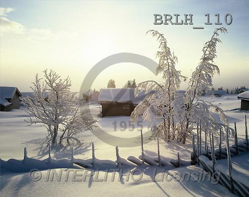 Luiz, LANDSCAPES, photos(BRLH110,#L#) Landschaften, Weihnachten, paisajes, Navidad