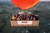 20150510 May 10 Hot Air Balloon Gold Coast